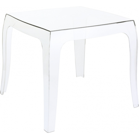 Queen 51 transparent outdoor coffee table Siesta
