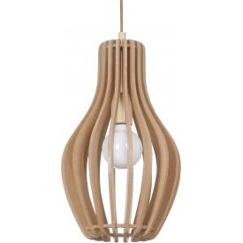 Industrialna Lampa wisząca Shawshank 36 do salonu. Kolor: czarny w cenie 449,00 PLN.