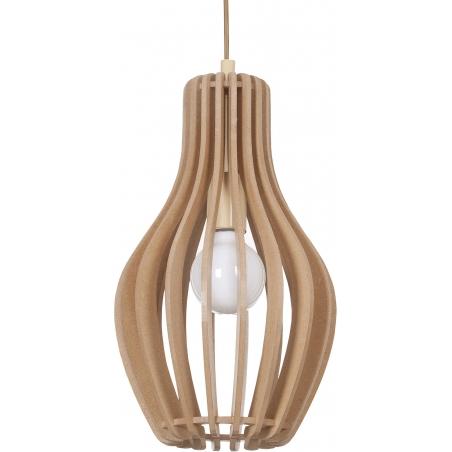 Aka 23 brown wire pendant lamp