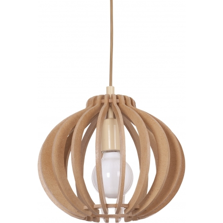 Aka 28 brown wire pendant lamp