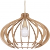 Aka 54 brown wire pendant lamp