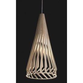 Wooden B 34 birch plywood pendant lamp