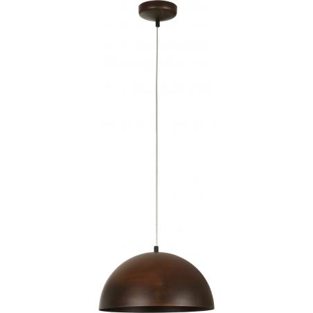 Vault Rust 34 rust industrial pendant lamp