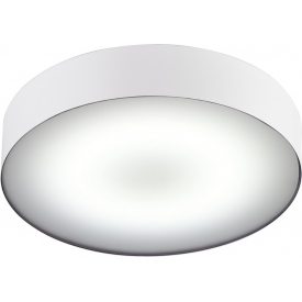 Biała lampa wisząca Bet Shade Tall do sypialni