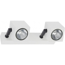 Boid Double white double wall lamp