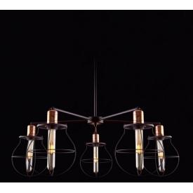 Kwadratowa lampa plafon Deskop S