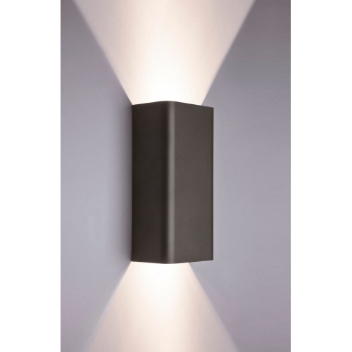 Gal graphite wall lamp