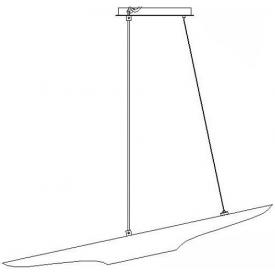 Bas floor lamp