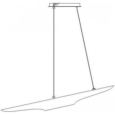 Lampa stojąca Bas