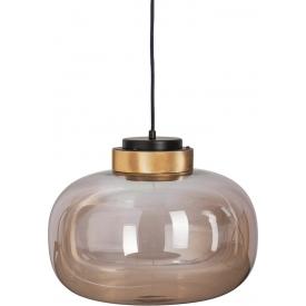 Biała lampa stołowa Bas