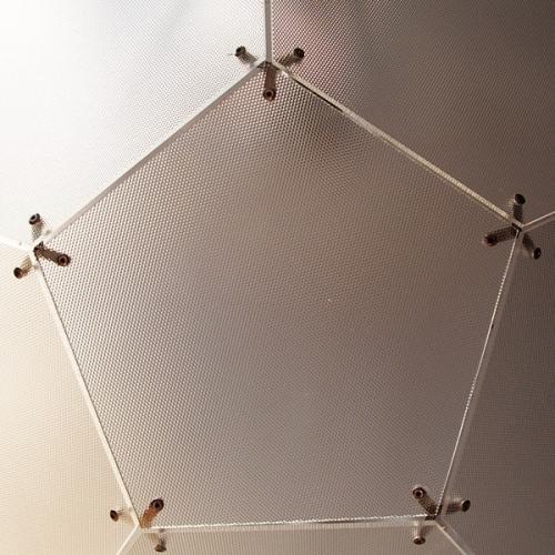 Stylowa lampa wisząca Beza 3, LoftLight