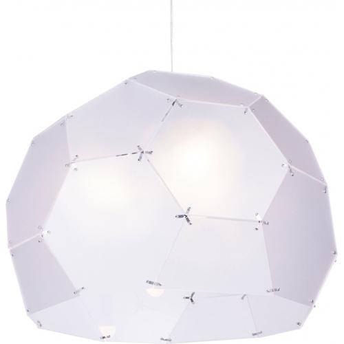 Stylowa lampa wisząca Ekelund w industrialnym stylu