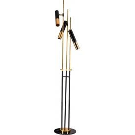 Drewniana lampa wisząca Bodo 38