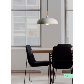 Industrialna lampa sufitowa Berkley Triple