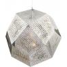 Stylowa Lampa mosiężna wisząca Futuri Star 32 Step Into Design do salonu o ciekawym kształcie. Styl inspirowane.