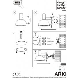 Hoker barowy Cepelia D2.Design