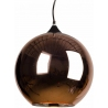 MBC X 35 copper glass ball pendant lamp