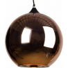 MBC X 40 copper glass ball pendant lamp
