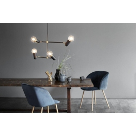 Talma Concrete Lamp