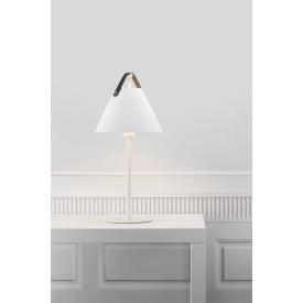 Industrialna lampa stojąca do salonu Dordrecht