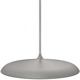 Biała lampa stołowa Grid w stylu retro