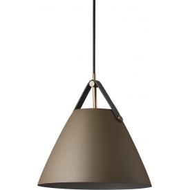 Designerska Lampa stołowa ceramiczna Ruby 18 Markslojd do salonu. Kolor biały, srebrny, Styl nowoczesny.