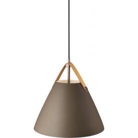 Kolorowa lampa sufitowa Storm do salonu ze szkła Markslojd