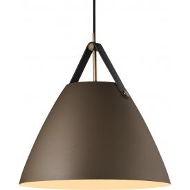 Designerska Lampa stołowa szklana Storm M 12 Markslojd do salonu. Kolor chrom, miedziany, złoty, Styl nowoczesny.