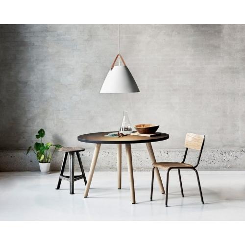 Stylowe, tapicerowane krzesło do jadlani Jord