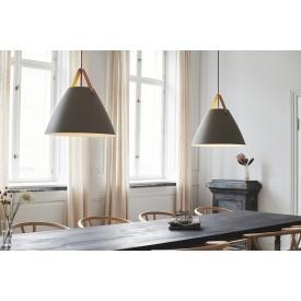 Designerskie Krzesło Layer DSW z tworzywa Intesi do jadalni. Kolor limonkowy, pomarańczowy, Styl inspirowane.