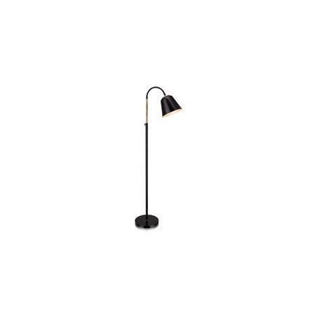 Kolding black floor lamp Markslojd