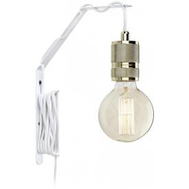 Wall white lamp Markslojd