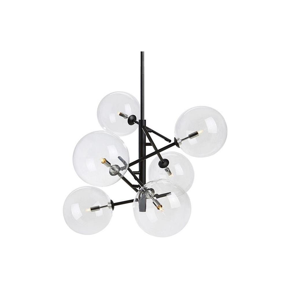 Glass Ball Pendant Lamp