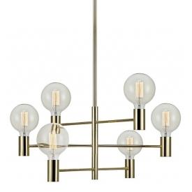 Lampa wisząca Stone 28 w stylu industrialnym