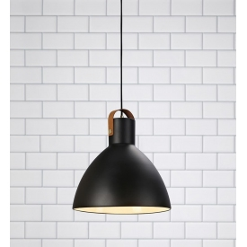 Stylowa Miedziana lampa wisząca Artist 25 LED Copper DFTP do salonu. Kolor miedziany, led. Styl skandynawski.