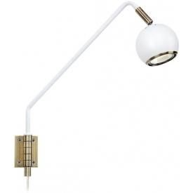 Lampa podłogowa Float Steel