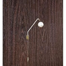 Stylowa miedziana lampa podłogowa Float Copper