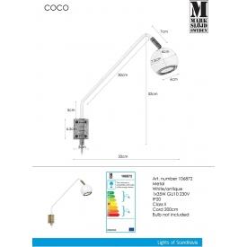 Loong LED black Pendant Lamp