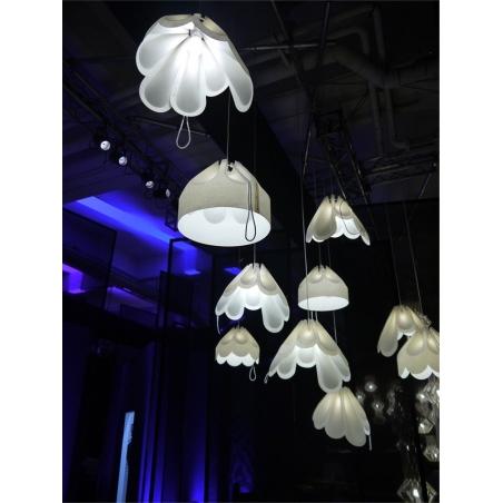 Beza 2 39 ecru pendant lamp LoftLight