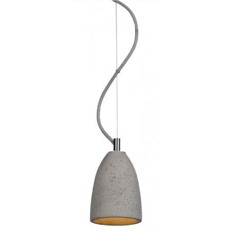 Febe 11 light grey concrete pendant lamp LoftLight