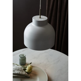 Silk S pendant lamp
