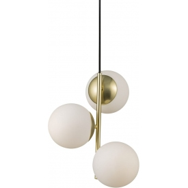 Silk M ceiling lamp fot the shop