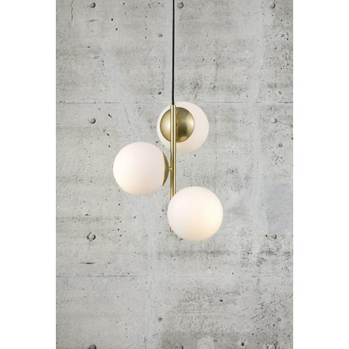 Silk M ceiling lamp fot the shop