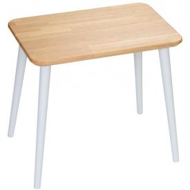 Nowoczesny biały skórzany fotel biurowy Q10 Novel