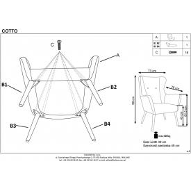 Nowoczesna funkcjonalna lampa biurkowa Jock Led