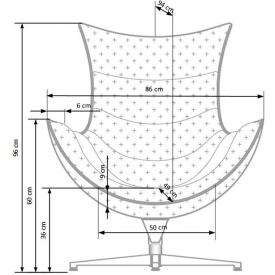 Stylizowana lampa wisząca Platin w stylu industrialnym