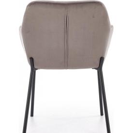 Stylowy elegancki fotel Soft do salonu