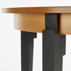 Ogrodowe Krzesło Alma z tworzywa Resol. Kolor czarny, biały, Styl nowoczesny.