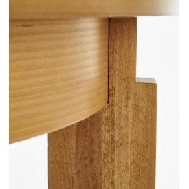Stylowe tapicerowane krzesło Floyd