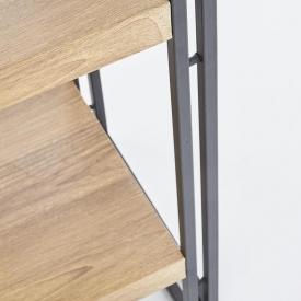 Stylowy Plafon industrialny Bentli II LED Brilliant do salonu. Kolor czarny w cenie 399,00 PLN.
